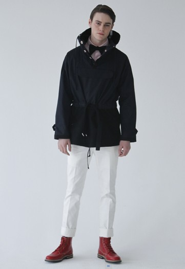 ANTONIO AZZUOLO FALL 11 COLLECTION