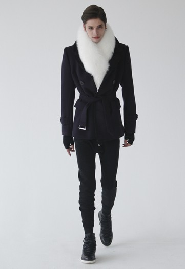 ANTONIO AZZUOLO FALL 2011 COLLECTION