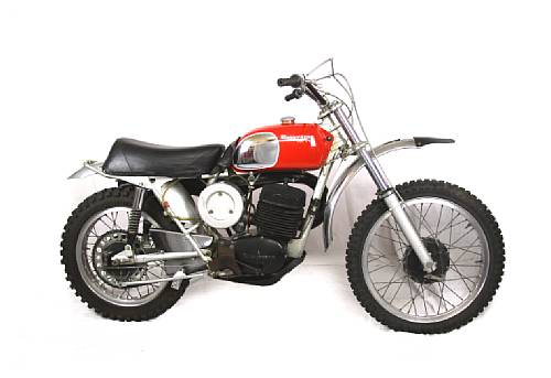 SURF COLLECTIVE NYC - 1971 Husqvarna 400 Cross BIKE