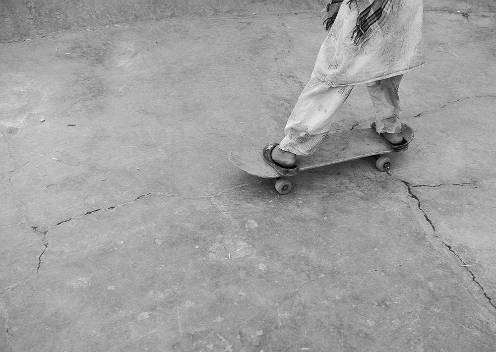 SURF COLLECTIVE NYC - AFGHANASTAN SKATES