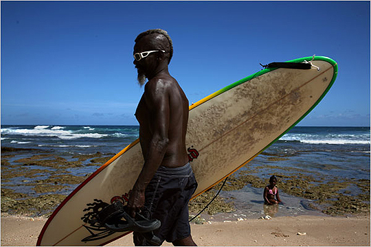 SURF COLLECTIVE NYC - Barbados culture