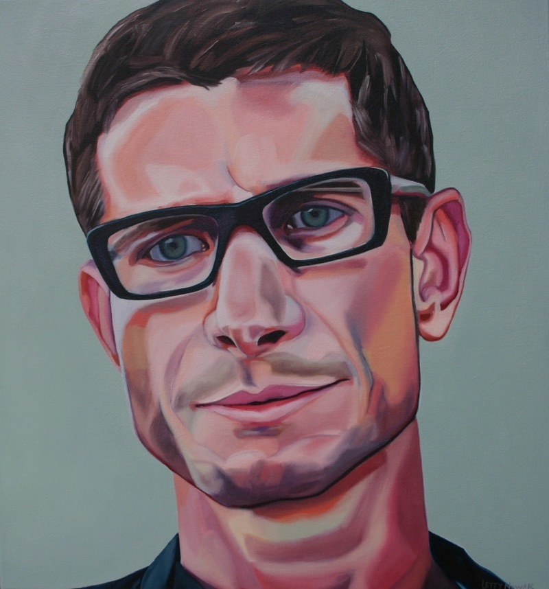 Joel-oil on canvas-surf collective