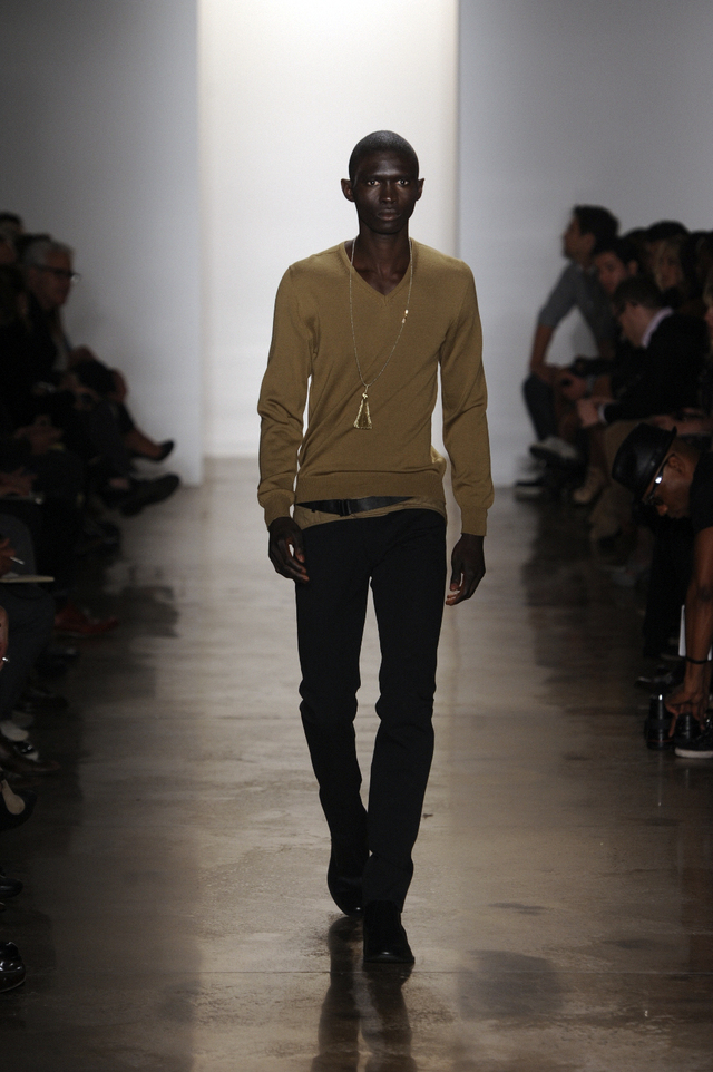 Simon Spurr Spring 2012 Collection 12