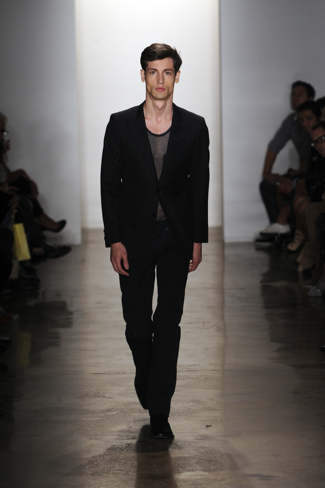 Simon Spurr Spring 2012 Collection 7