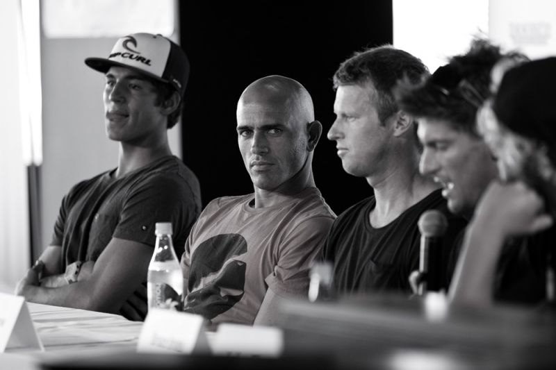 Kelly Slater Pipe Masters 2011