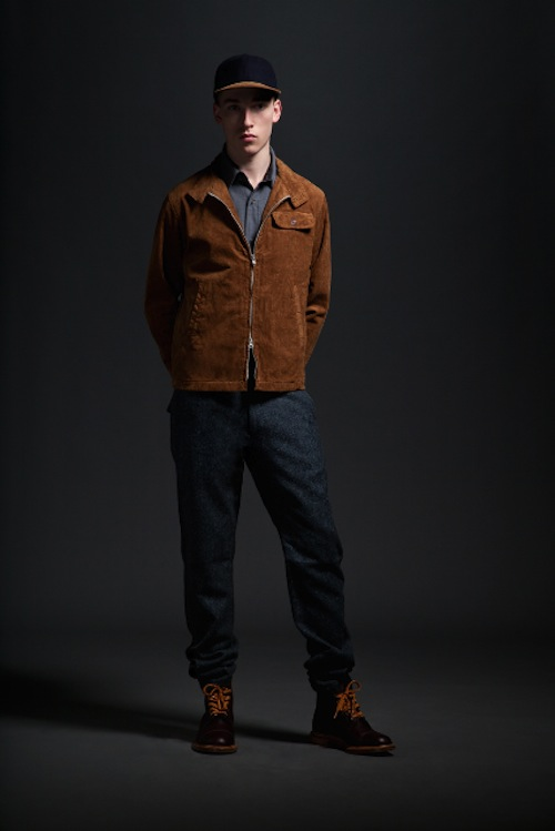 Fashion 2017 for mens - Woolrich Woolen Mills Fall Winter 2012 Mens Mcnairy Milan