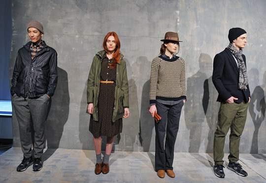 Steven Alan Fall A:W 2012 Collection 1