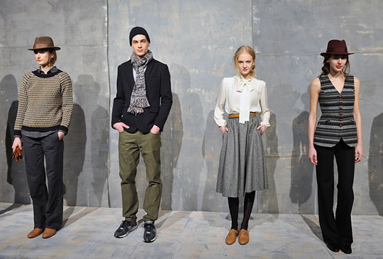 Steven Alan Fall A:W 2012 Collection 2