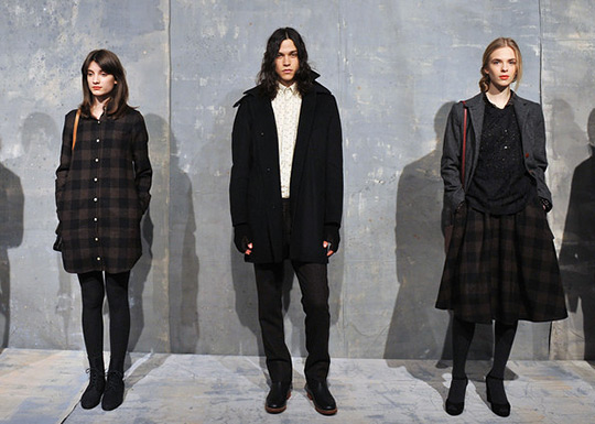 Steven Alan Fall A:W 2012 Collection 4