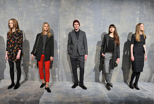Steven Alan Fall A:W 2012 Collection 5