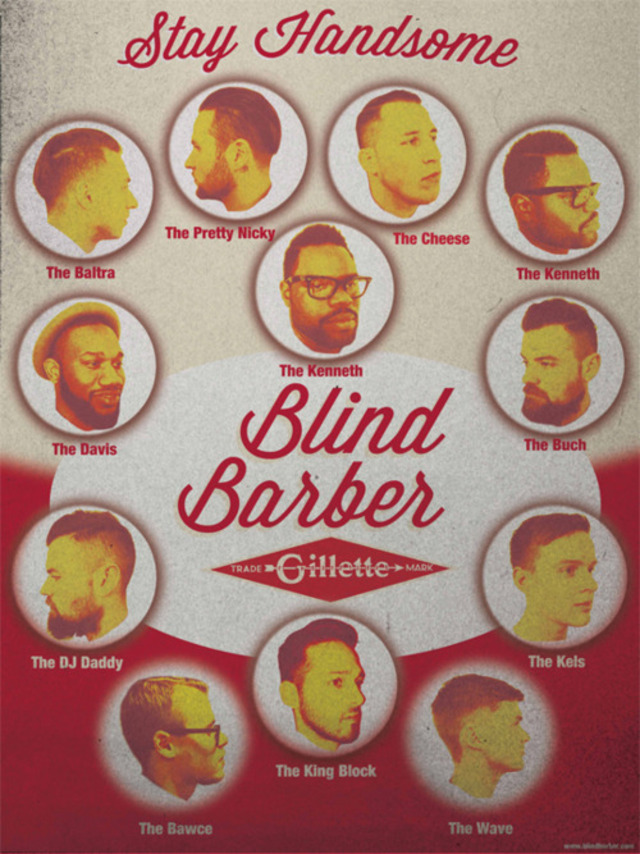 The Blind Barber 2