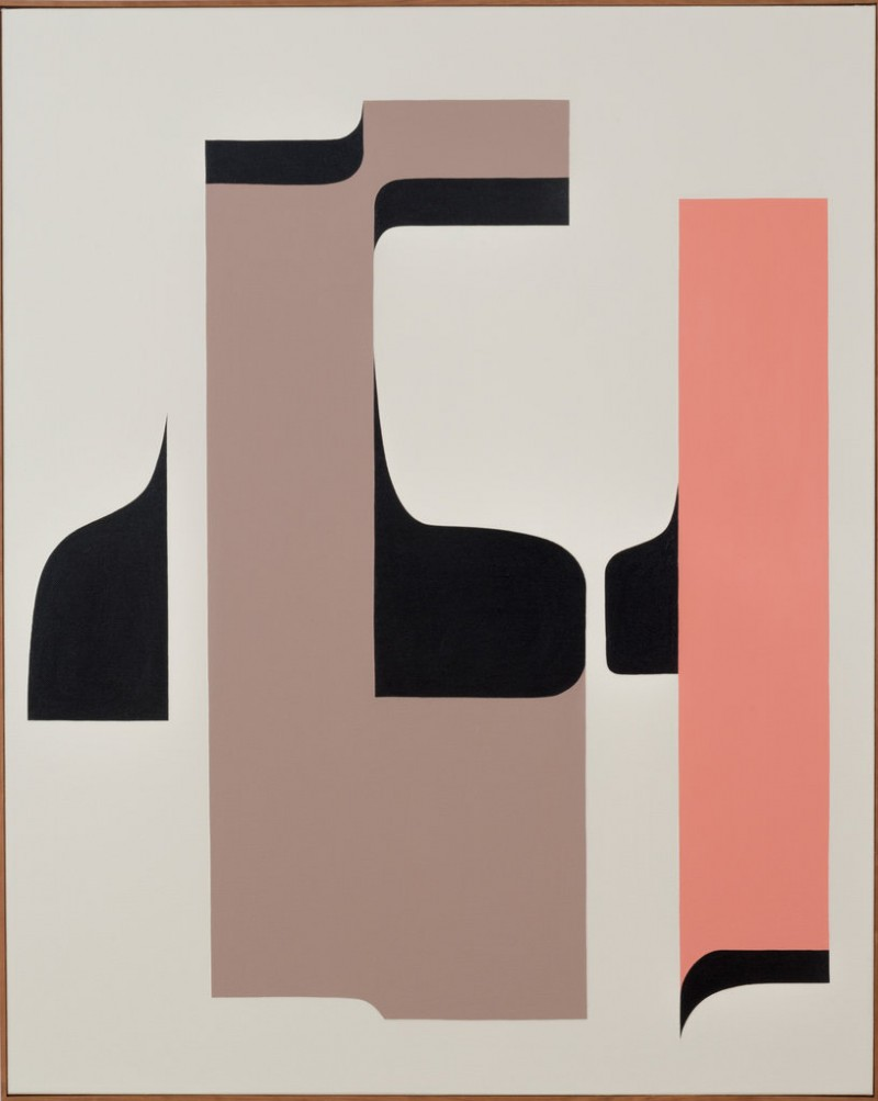 Clare Rojas Goes Geometric Abstraction 2