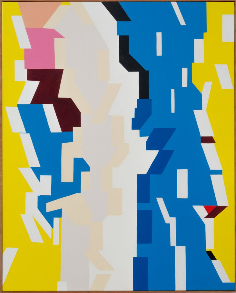 Clare Rojas Goes Geometric Abstraction 4