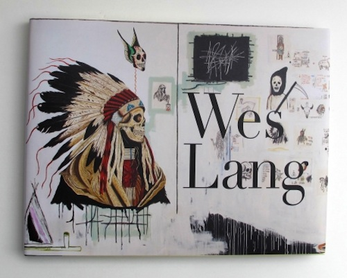 wes lang book