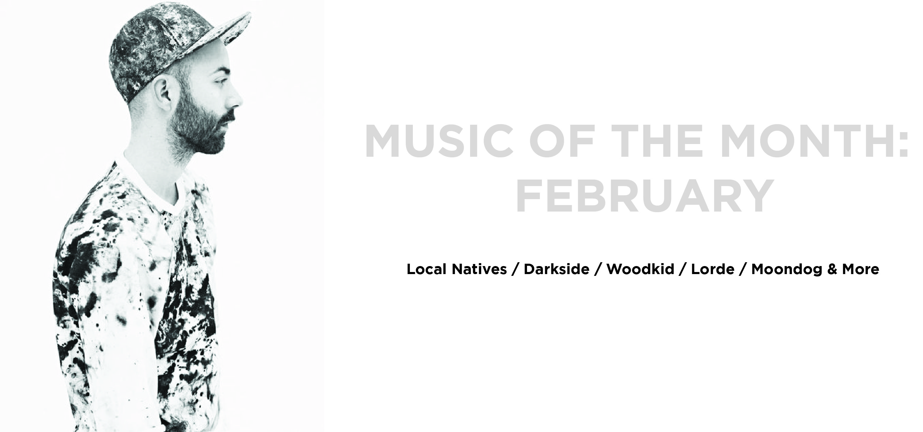 Music of the Month - Feb