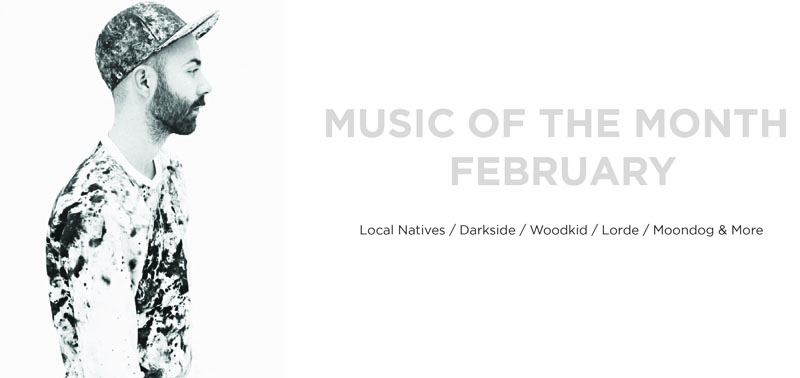 Music Of The Month - February