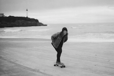 Elisa-Routa-Surf-Collective contributor b:w
