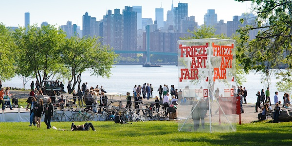 Frieze New York 2014