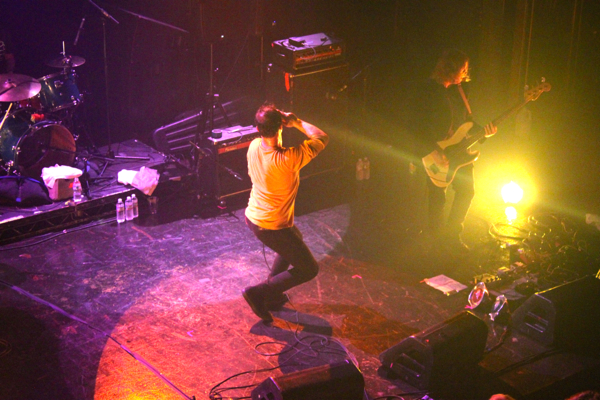 Future Islands - Webster Hall April 30th 2014 - 4