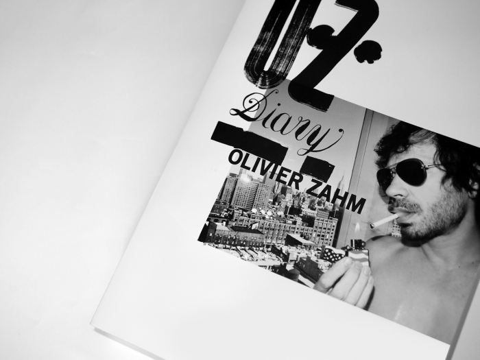 OLIVIER ZAHM O.Z. DIARY BOOK SIGNING AT BOOKMARC NEW YORK CITY - SURF COLLECTIVE NYC