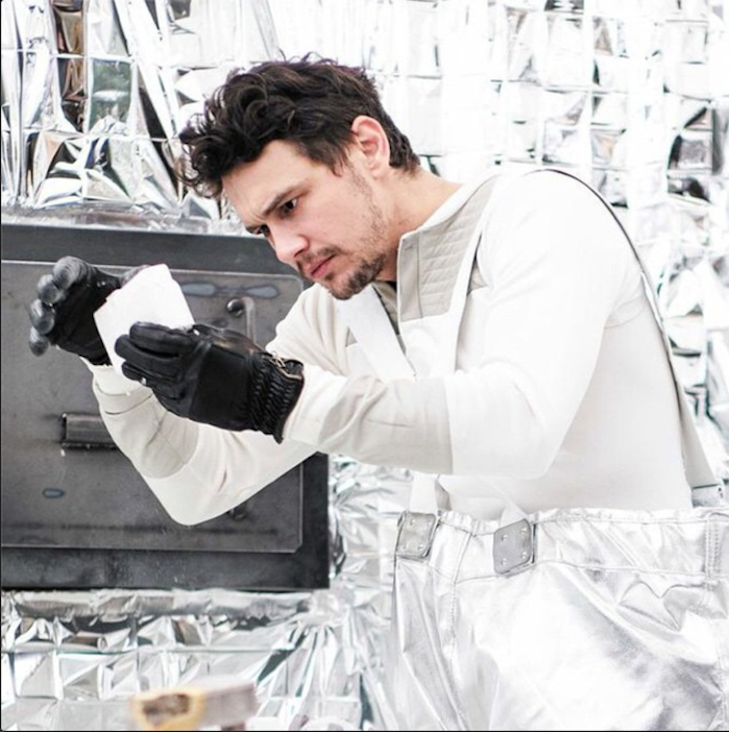 Daniel Arsham - James Franco - Future Relic - 02 - Surf Collective 1