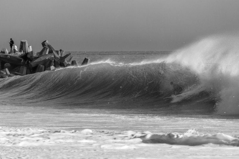 SURF COLLECTIVE NYC - WINTER SWELL - WILL WARASILA 2