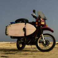 5 Tips For Chasing Swell and Living Well On a Motorcycle