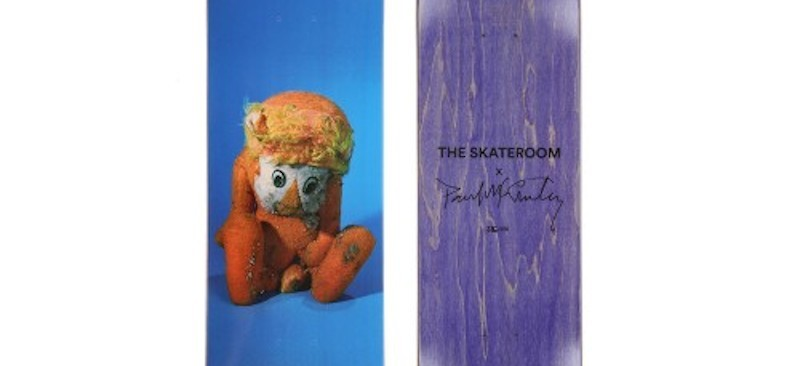 PAUL MCCARTHY X THE SKATEROOM