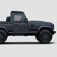 KAHN INTRODUCES THE FLYING HUNTSMAN 105 LAND ROVER DEFENDER PICKUP