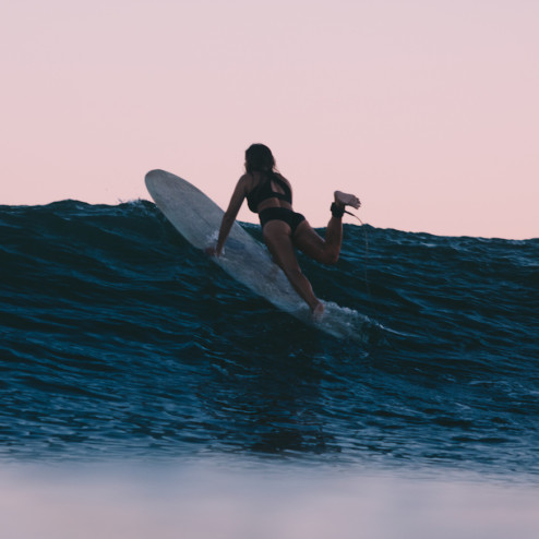 WOMEN'S SURF-WEAR BRAND, TUULIKKI NYC, BRINGS SOMETHING SPECIAL TO THE BEACH