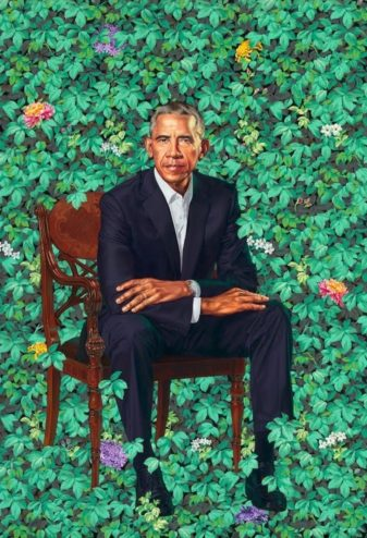 UNVEILED: OBAMA PORTRAITS BY KEHINDE WILEY AND AMY SHERALD | SURF COLLECTIVE NYC